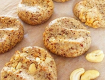 RECIPE: Chewy cashew and peanut butter cookies